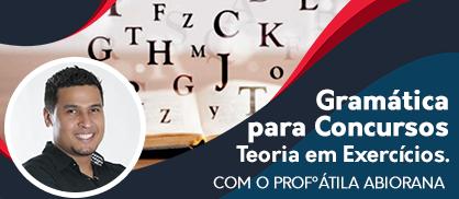 Gramática para Concursos: Teoria em Exercícios