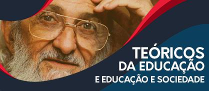Curso Teóricos da Educação e Educação e Sociedade