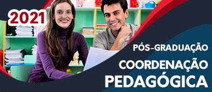Pós-Graduação em Coordenação Pedagógica